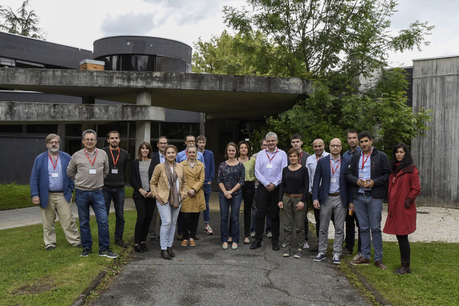 WoodZymes consortium at CTP May 2019